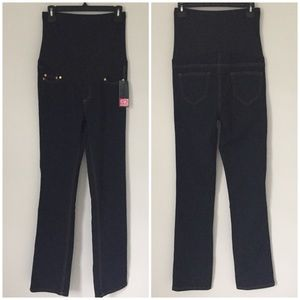 NWT Times 2 Straight Leg Maternity Jeans - S
